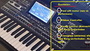 Korg Pa1000 Atağa Kalktı! - Korg Pa1000 attacked with its new version!