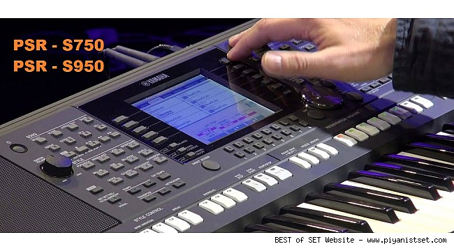 Yamaha PSR-S750 PSR-S950 ChurchOrgan Sounds RGT - YEP - Buradan Bedava İndir - Free Download Here
