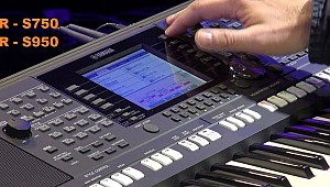 Yamaha PSR-S750 PSR-S950 ChurchOrgan Sounds RGT - YEP - Buradan Bedava İndir - Free Download Here