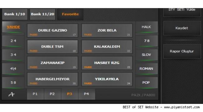 Korg Pa2x- Pa800 Ugo Editli Düzenli Set - Buradan Bedava İndir - Free Download Here