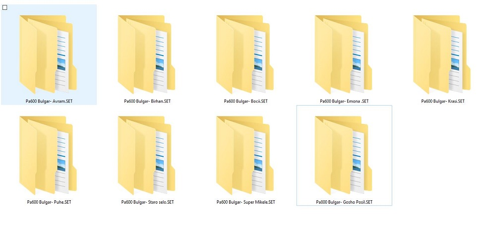 Korg Pa600 Bulgaria Bulgar Set Archive - Buradan Bedava İndir - Free Download Here