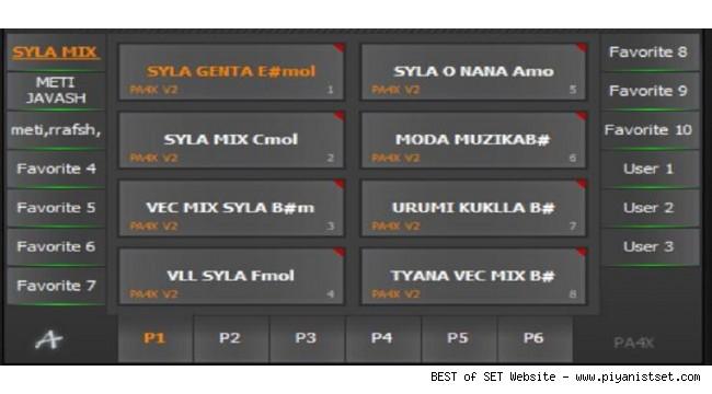 Korg Pa4x Styla Meti Gio 2019 Balkan Set - Buradan Bedava İndir - Free Download Here