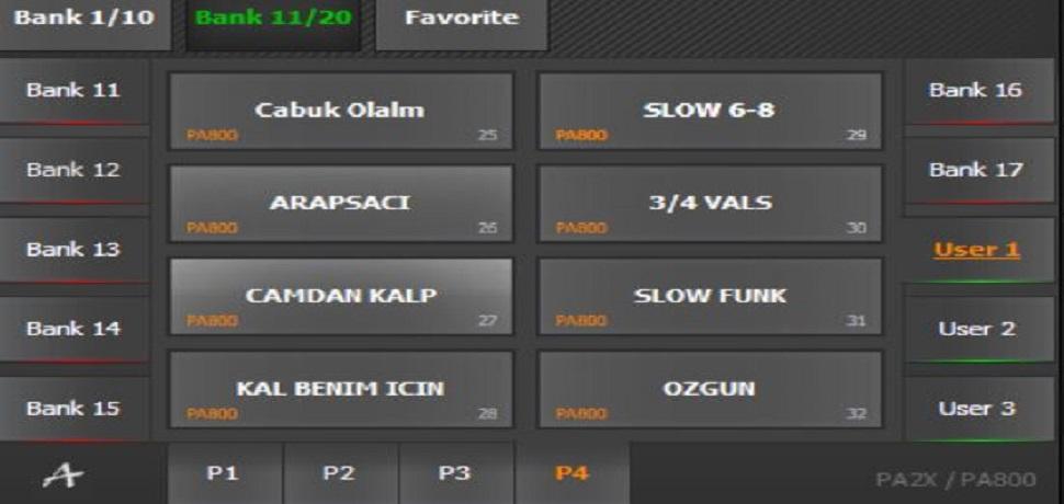 Korg Pa800 - Pa2x 120 mb Düzenli Karma Düğün Set - Buradan Bedava İndir - Free Download Here