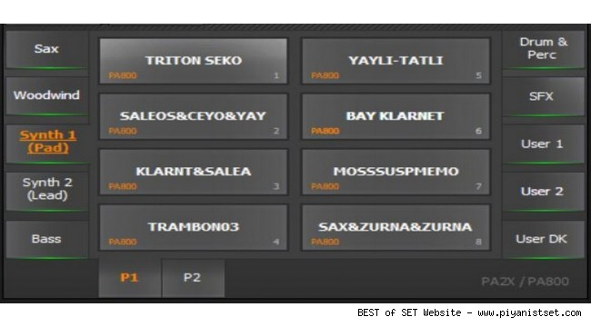 Korg Pa2x - Pa800 Baykurt Karma Set - Buradan Bedava İndir - Free Download Here