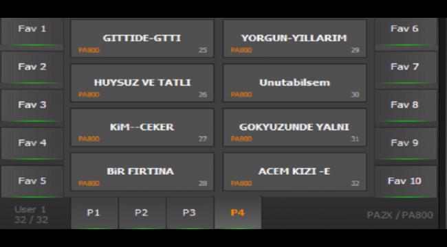 Korg Pa800 Tosunpasha V3 - 64mb Set - Buradana Bedava İndir - Free Download Here