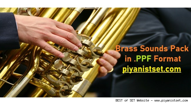 Yamaha Brass Sounds Pack in .PPF Format - Buradan Bedava İndir - Free Download Here