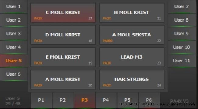 Korg Pa4x Veso Balkan Novi Set - Buradan Bedava İndir - Free Download Here