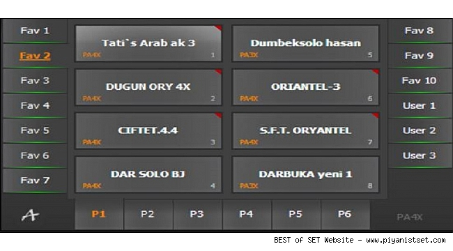 Korg Pa4x Compres Yeni Set (by Mihail Greek)- Buradan İndir - Free Download