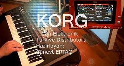 Korg Pa700or-1000 Korg TR14-15 (CE) Lokal Datalar