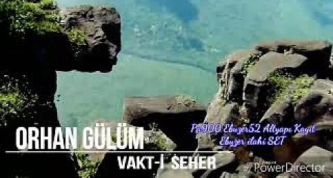 Pa900 Studio Music Record - ilahi Cuşa Gelir Dağ ile Taş