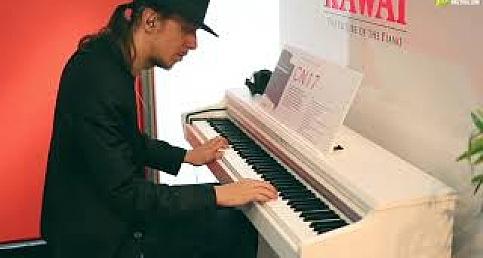 KAWAI CN 17 PIANO DEMO