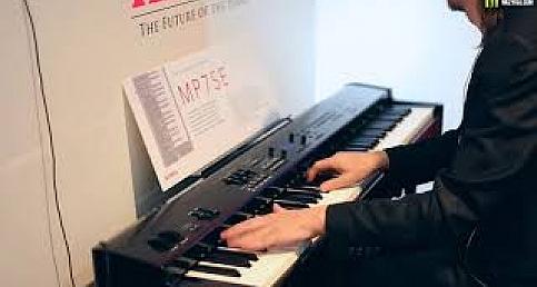 KAWAI MP7SE PIANO DEMO