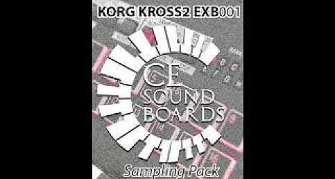 KORG KROSS 2 TURKISH SOUND PACK (CE SOUND)