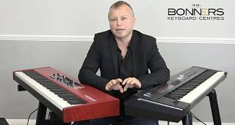 NORD PIANO 4 vs ROLAND RD2000