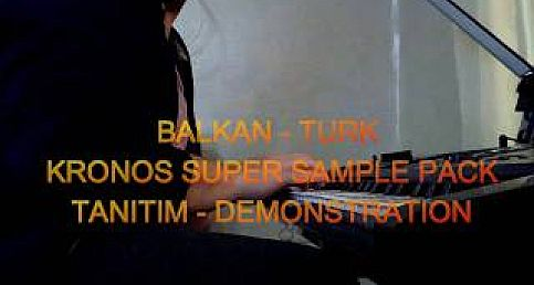 BALKAN - TÜRK KRONOS SOUND PACK 2019 - DEMONSTRATION