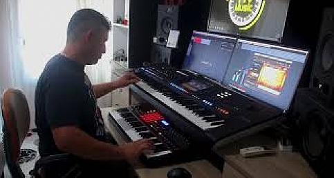 Yamaha GENOS & VST Trial by Hakan TUNCER