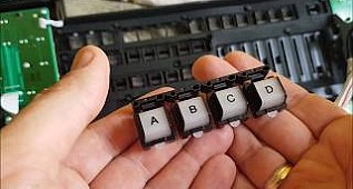 Genos Button Repairs - Genos Buton Tamiratı