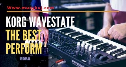 The Best Perform Korg Wavestate