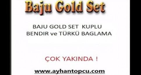 Yeni Baju GOLD SET 2019 - 2020 - Kuplu Bendir ve Türkü Bağlama Demo - Ayhan TOPÇU