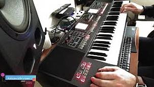 Hakan Çebi - Ayrılık acı bir şey - Roland E-A7