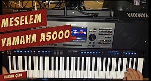 Meselem - Hakan Çebi - 2021 - Yamaha A5000