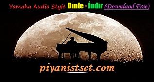 Yamaha Keyboard - Wahde Loop Audio Style Dinle - İndir / Download Free